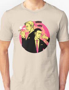 Tyger Tyger Unisex T-Shirt