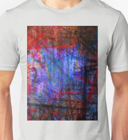 the city 38 Unisex T-Shirt