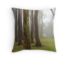 Rainy Day Throw Pillow