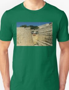 Maltese Knights Legacy - Valletta City Walls Cafe Open for Business T-Shirt