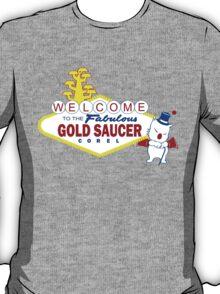 Fabulous Gold Saucer Alternate T-Shirt