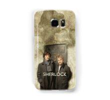 BBC Sherlock Samsung Galaxy Case/Skin