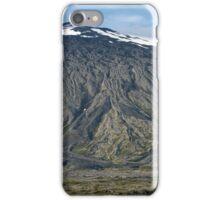 Typical icelandic landscape iPhone Case/Skin