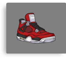 Shoes Toro (Kicks) Canvas Print