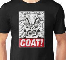 COAT! Cruella De Vil Unisex T-Shirt