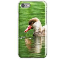 Mr. Red Beak iPhone Case/Skin