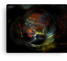 From Within-We win Canvas Print