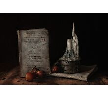 American Cookery Photographic Print
