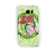 Sailor Jupiter - Sailor Moon Crystal (rev. 1) Samsung Galaxy Case/Skin
