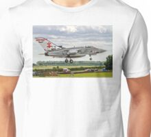 Panavia Tornado GR.4 ZA600 EB-G over the fence Unisex T-Shirt