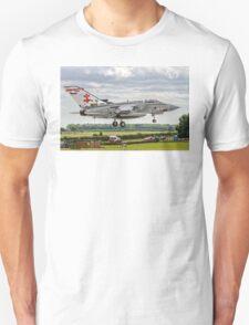 Panavia Tornado GR.4 ZA600 EB-G over the fence T-Shirt