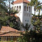 Nobili Hall, Santa Clara University by Martha Sherman