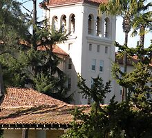 Nobili Hall, Santa Clara University by Martha Sherman