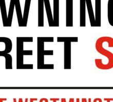 Downing Street, London Street Sign, UK Sticker