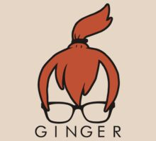 GINGER by gorillamask