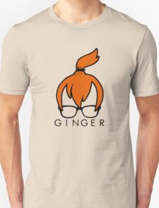GINGER Unisex T-Shirt