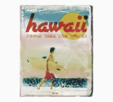 HAWAII AD - COME RIDE THE WAVES by loc123