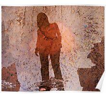Angkor Reflection Poster
