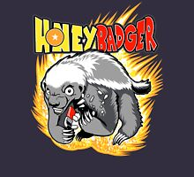 Honey Badger. He's OVER 9000!  Unisex T-Shirt