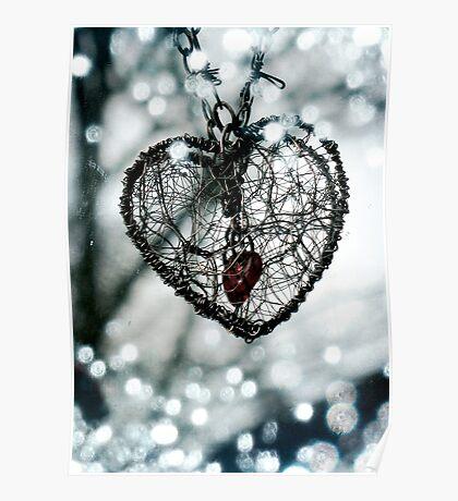 Secret Heart (Photograph) Poster