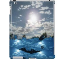 Moonlit Landscape iPad Case/Skin