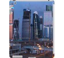Moscow Russia iPad Case/Skin