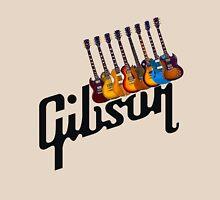 Gibson Les Paul Guitar Medley T2 Unisex T-Shirt