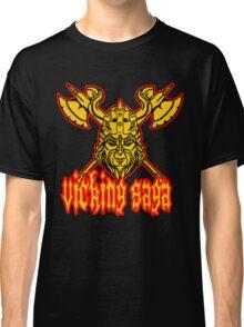 Viking Saga Classic T-Shirt