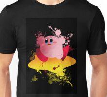 Kirby Art Print Unisex T-Shirt