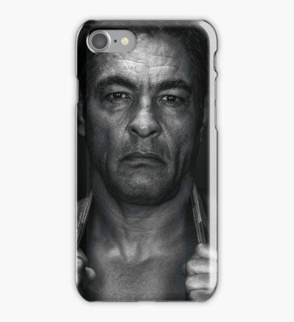 Rickson Gracie iPhone Case/Skin