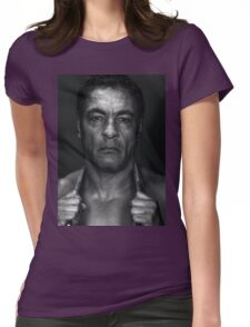 Rickson Gracie Womens Fitted T-Shirt