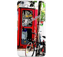 Hello London iPhone Case/Skin