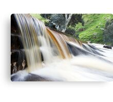 Chocolate Falls Two Metal Print