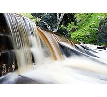 Chocolate Falls Two Photographic Print