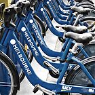 Melbourne Bike Share by Norman Repacholi