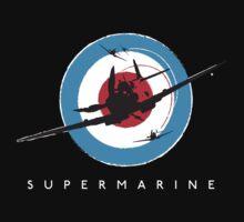Supermarine Spitfire Design 001 by Steve Dunkley
