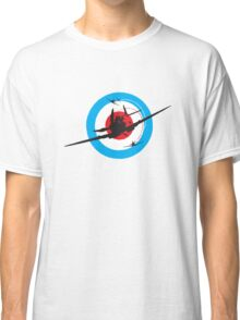 Supermarine Spitfire Design 001 Classic T-Shirt