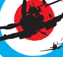 Supermarine Spitfire Design 001 Sticker