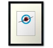 Supermarine Spitfire Design 001 Framed Print