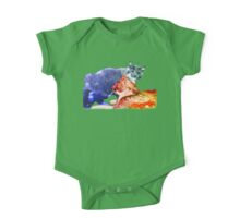 A Cat of Ice and Fire One Piece - Short Sleeve