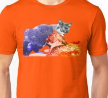 A Cat of Ice and Fire Unisex T-Shirt