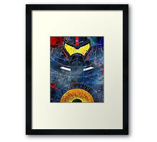 Pacific Rim: Gipsy Danger Art Print Framed Print