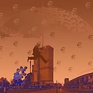 Euro-emergency parachute by Marlies Odehnal