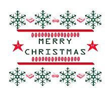 Mario Christmas Photographic Print