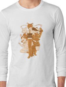 Fantastic Mr Fox Long Sleeve T-Shirt