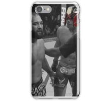 Robbie Lawler is the law iPhone Case/Skin