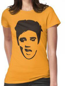elvis t-shirt Womens Fitted T-Shirt