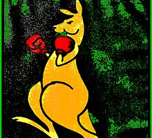 BOXING KANGAROO by OZZ-SHOP