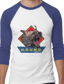 H.O.U.N.D Liberty, In shirt Men's Baseball ¾ T-Shirt