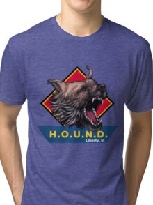 H.O.U.N.D Liberty, In shirt Tri-blend T-Shirt